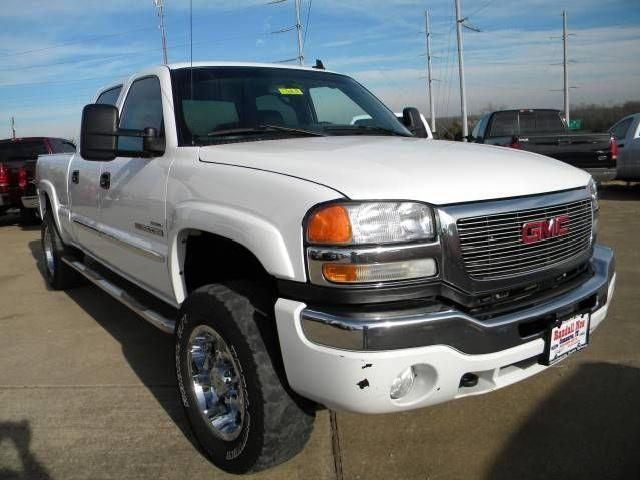 2006 GMC Sierra 2500hd #23