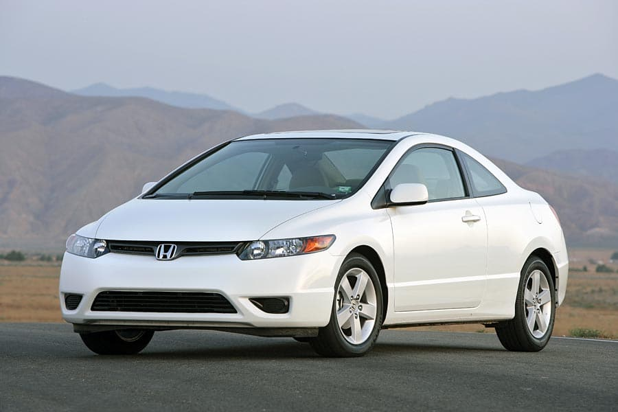 2006 Honda Civic #20