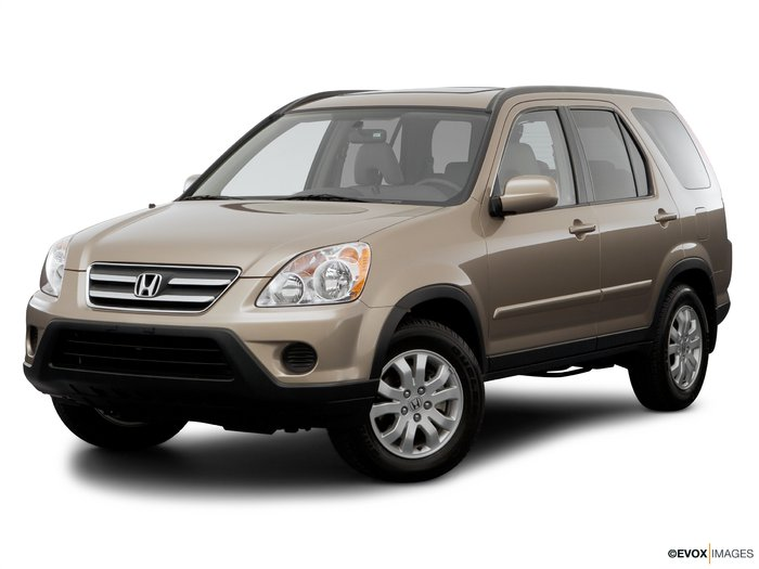 2006 honda cr v photos informations articles. Black Bedroom Furniture Sets. Home Design Ideas
