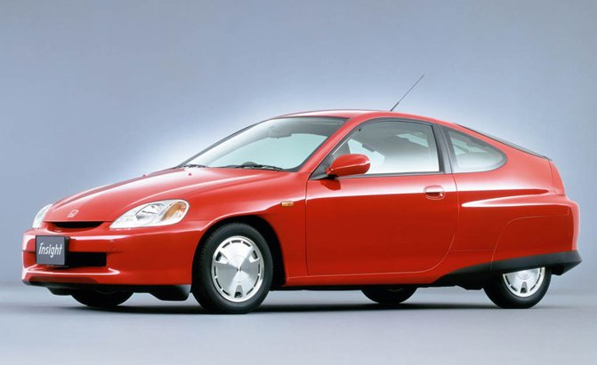 2006 Honda Insight #18