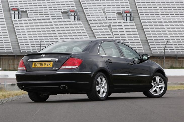 2006 Honda Legend Photos Informations Articles Bestcarmag