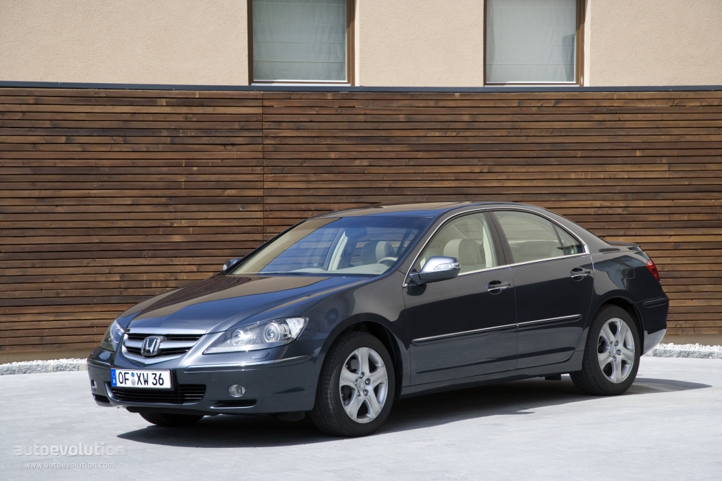 2006 Honda Legend #20