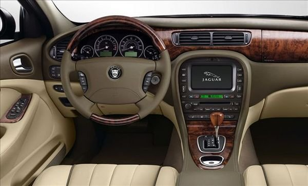 2006 Jaguar S-type #22