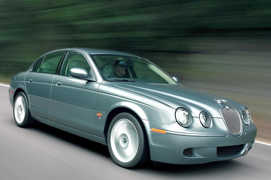 2006 Jaguar S-type #18