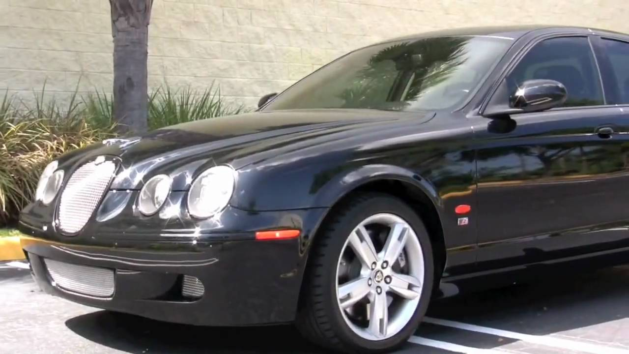 2006 Jaguar S-type #21