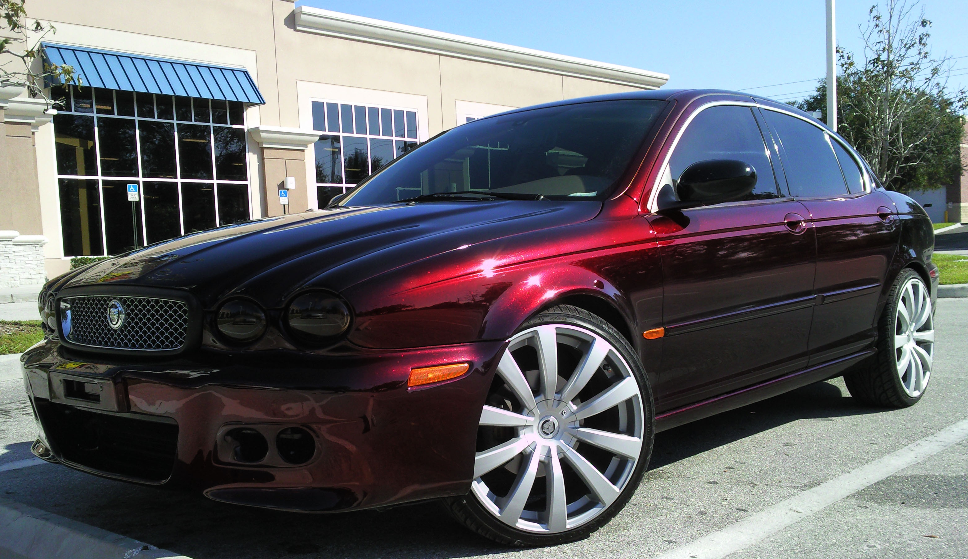 2006 Jaguar X-type #25