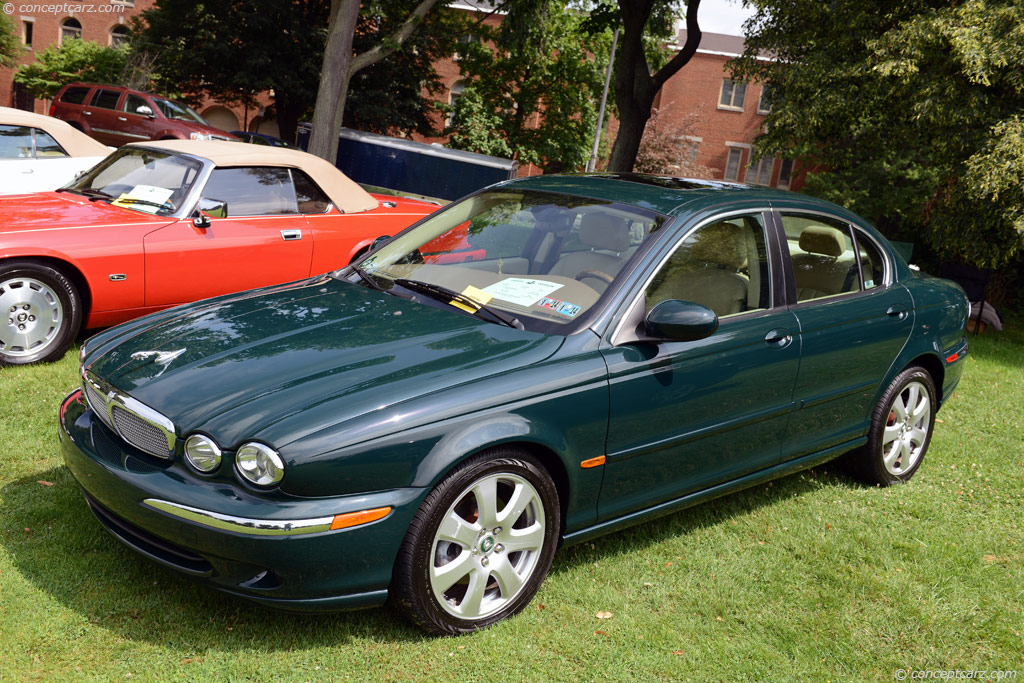 2006 Jaguar X-type #22