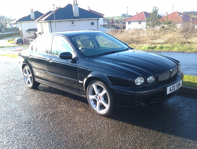 2006 Jaguar X-type #29