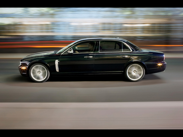2006 Jaguar Xj-series #15