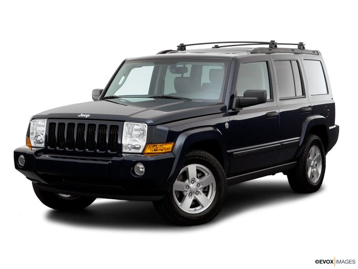2006 Jeep Commander #11