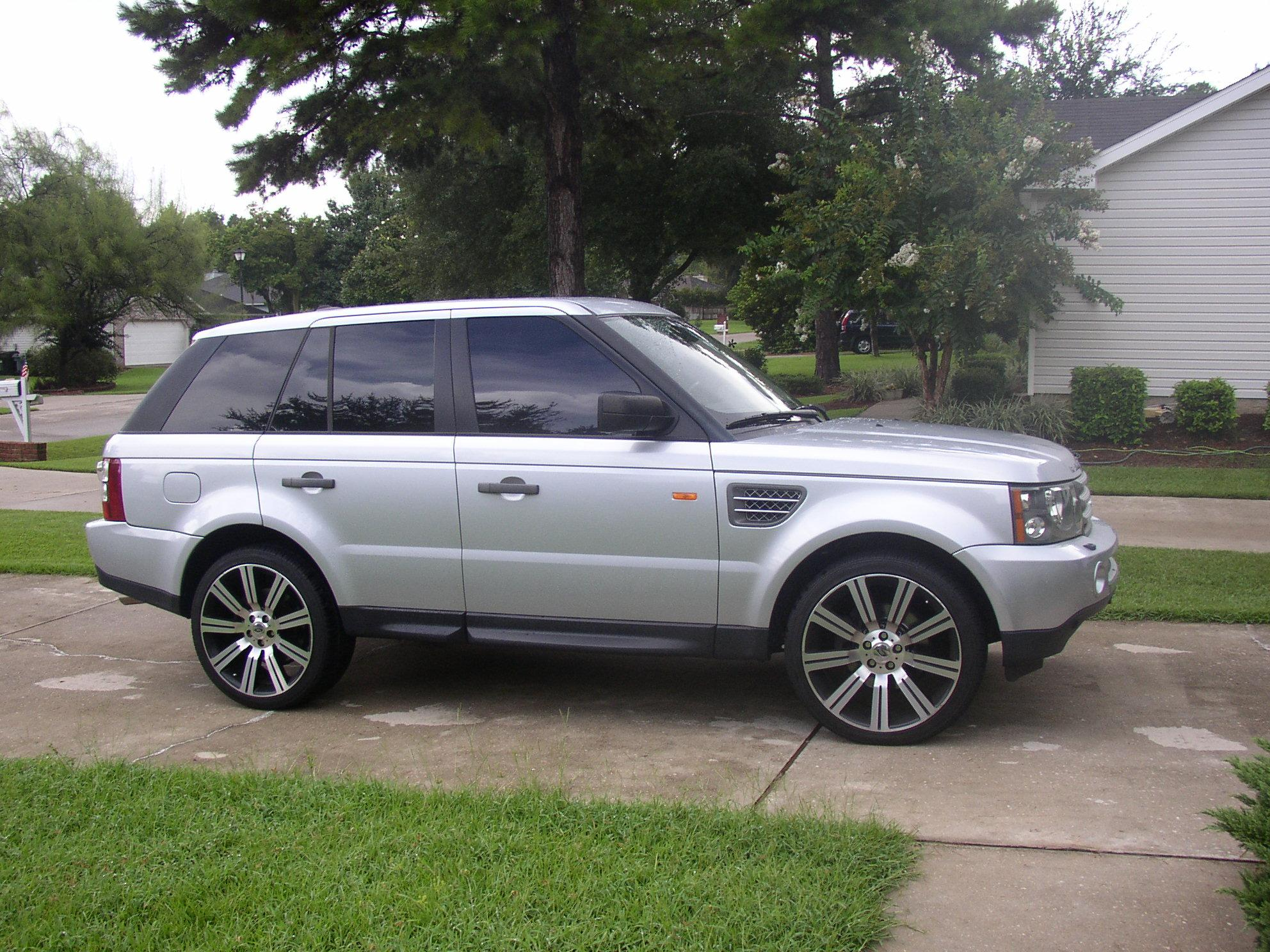 2006 land rover range rover sport photos informations. Black Bedroom Furniture Sets. Home Design Ideas