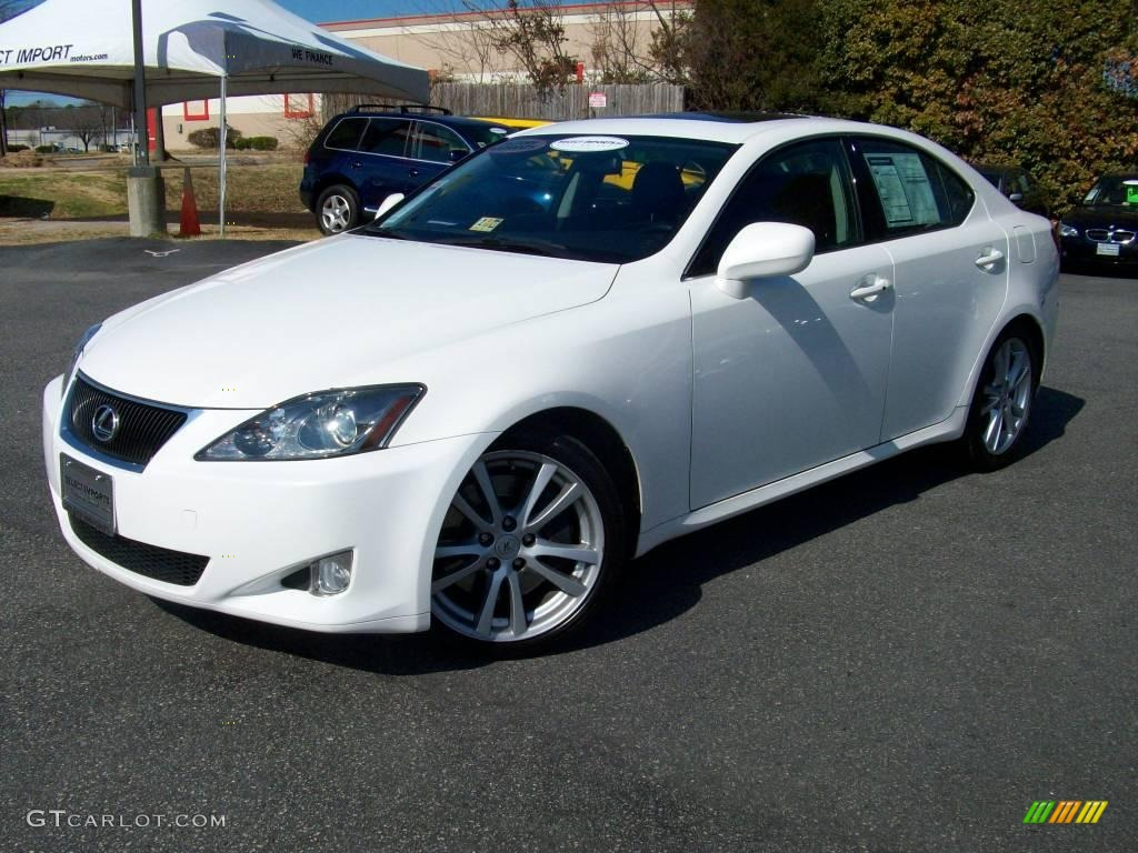 2006 Lexus Is 350 #23