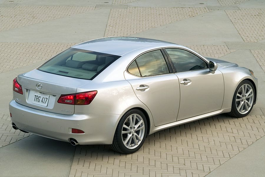 2006 Lexus Is 350 #21