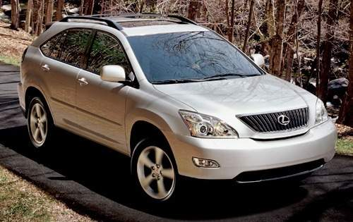 2006 lexus rx 330 photos informations articles. Black Bedroom Furniture Sets. Home Design Ideas