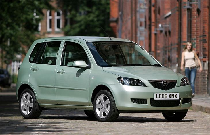 2006 mazda 2 photos, informations, articles - bestcarmag