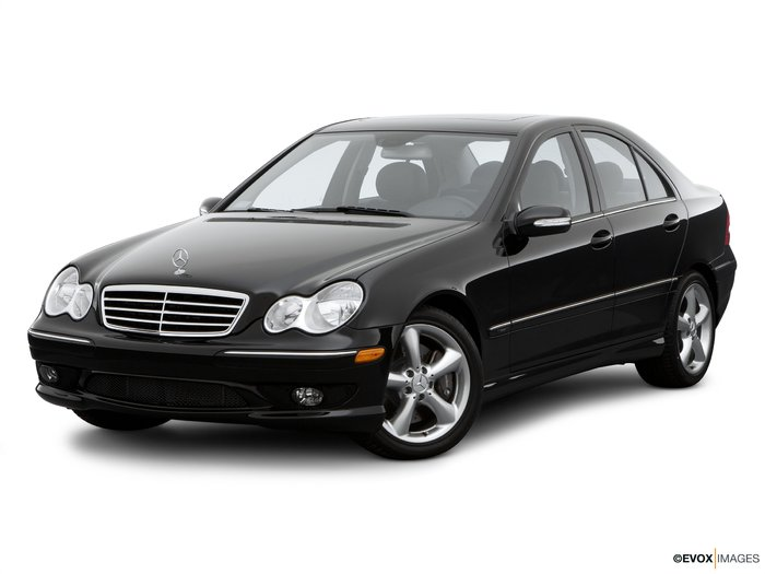 2006 mercedes benz c class photos informations articles. Black Bedroom Furniture Sets. Home Design Ideas