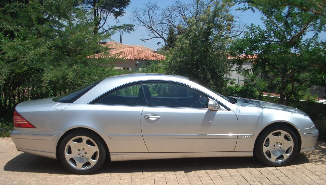 2006 Mercedes-Benz CL #20