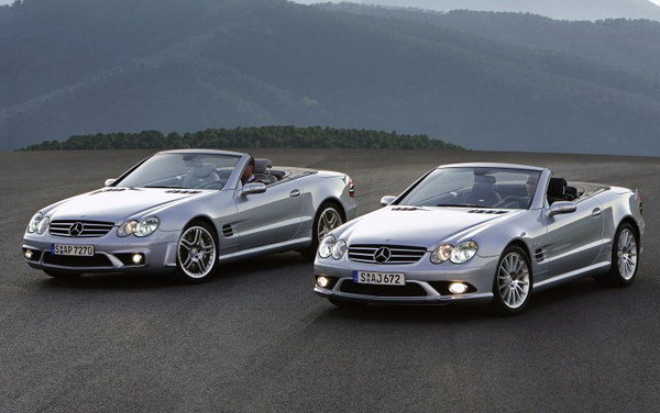 2006 Mercedes-Benz SL #20