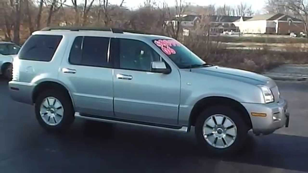 2006 Mercury Mountaineer #19