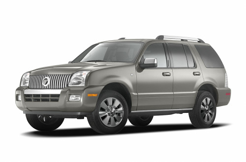2006 Mercury Mountaineer #20