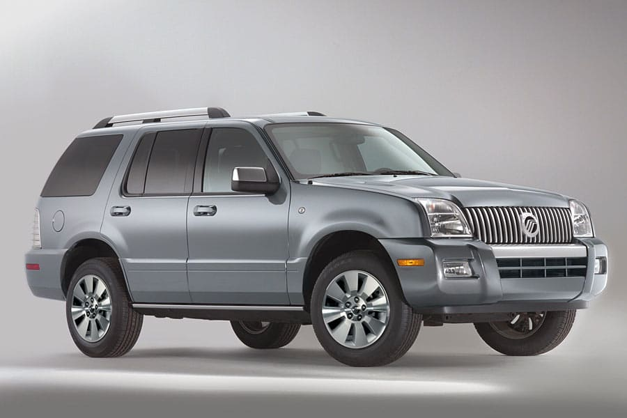 2006 Mercury Mountaineer #21