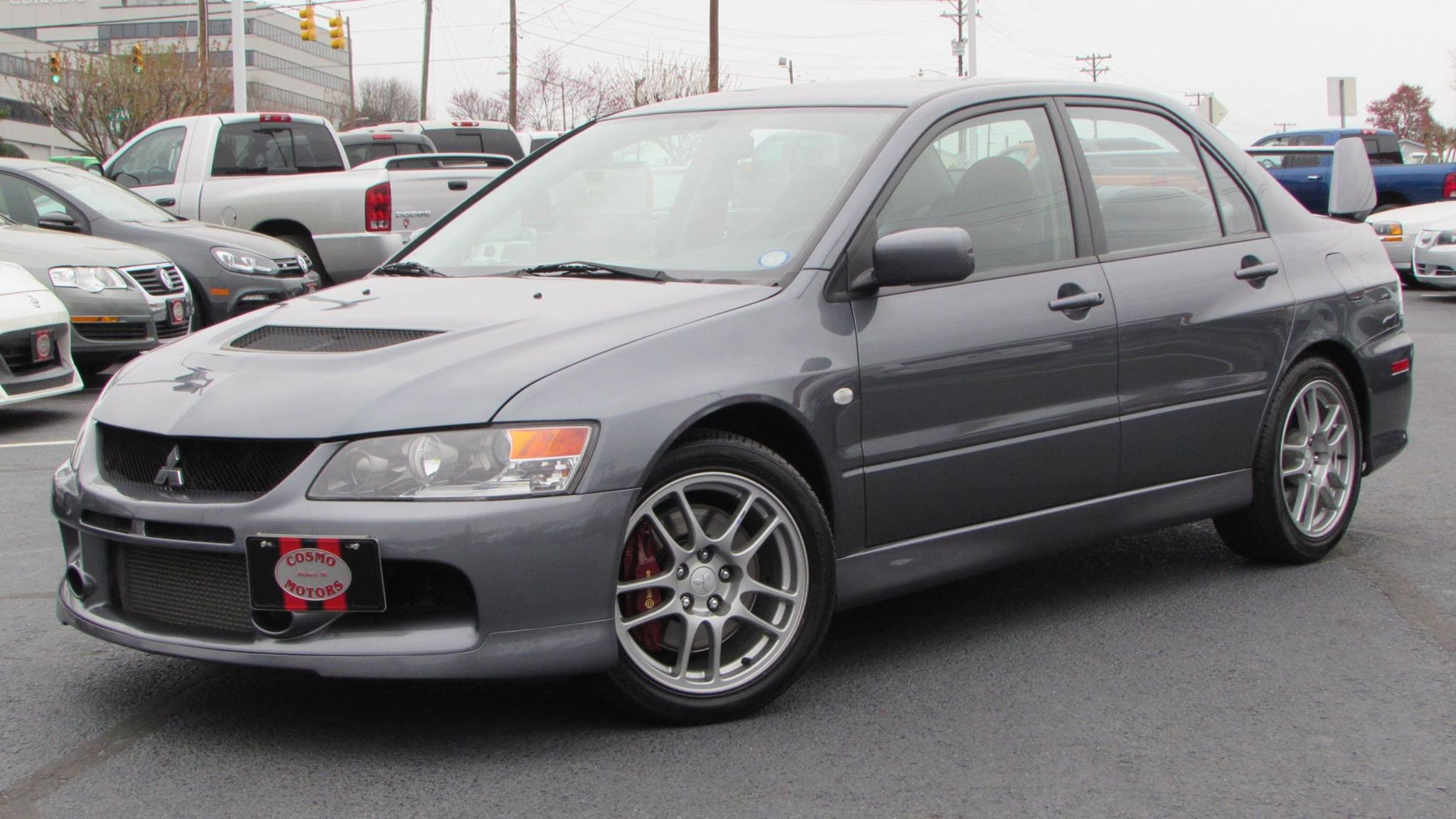 2006 mitsubishi lancer evolution photos, informations, articles