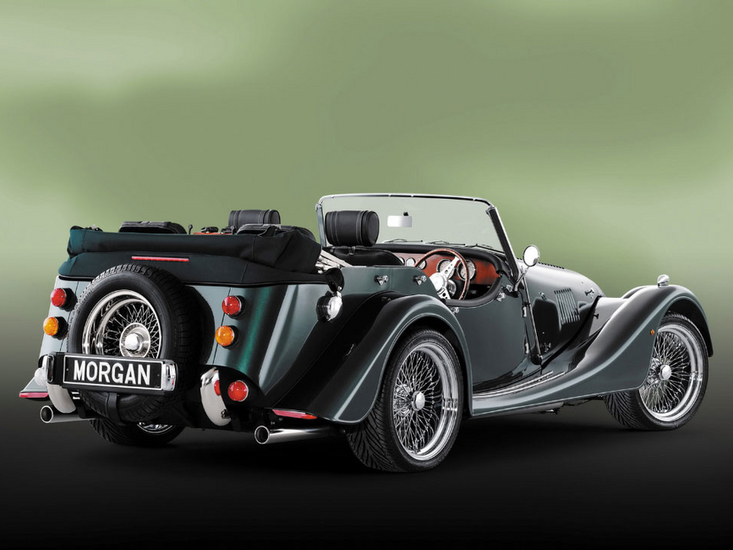 2006 Morgan 4 Seater #15