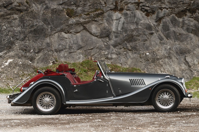 2006 Morgan 4 Seater #16