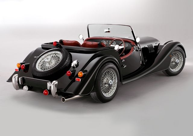 2006 Morgan Plus 8 #19