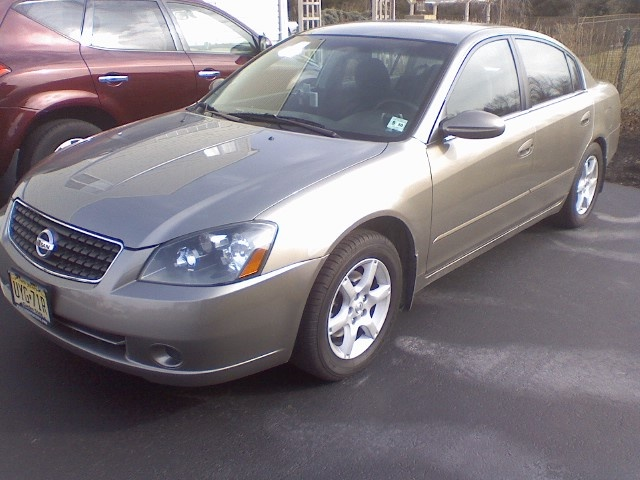 2006 Nissan Altima Photos Informations Articles Bestcarmag