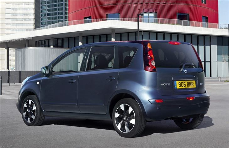 2006 Nissan Note #18
