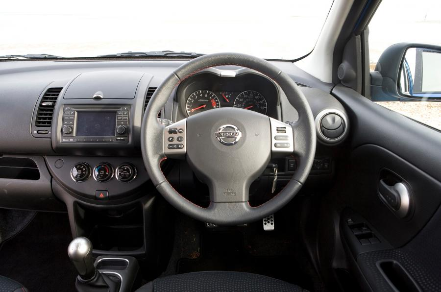2006 Nissan Note #17