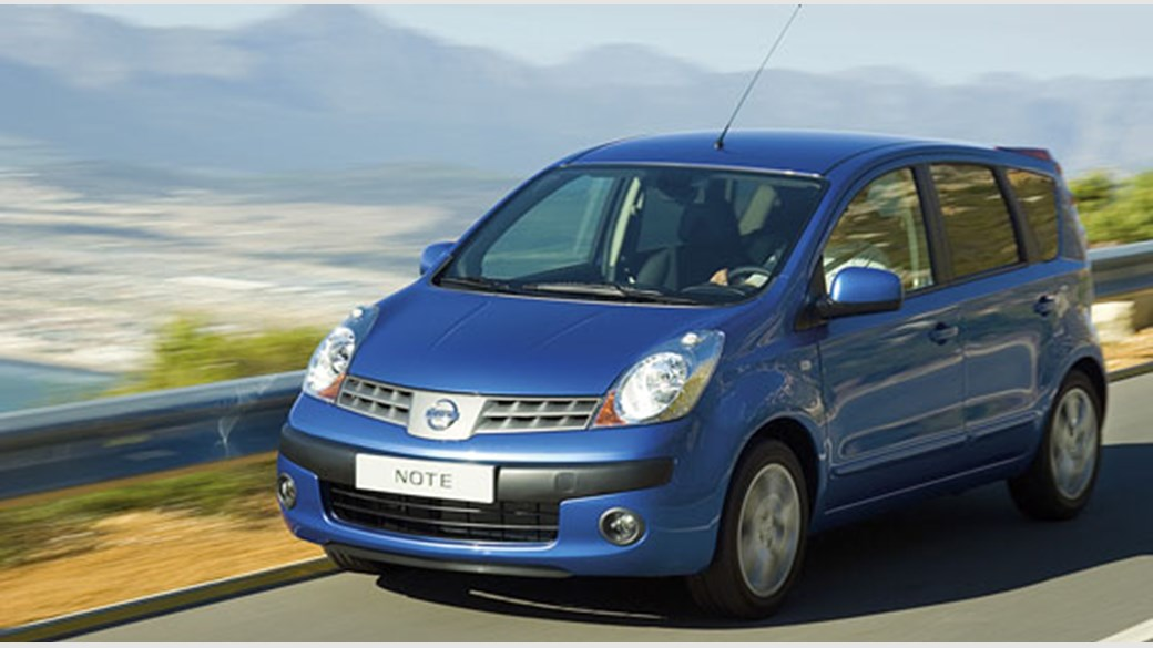 2006 Nissan Note #13