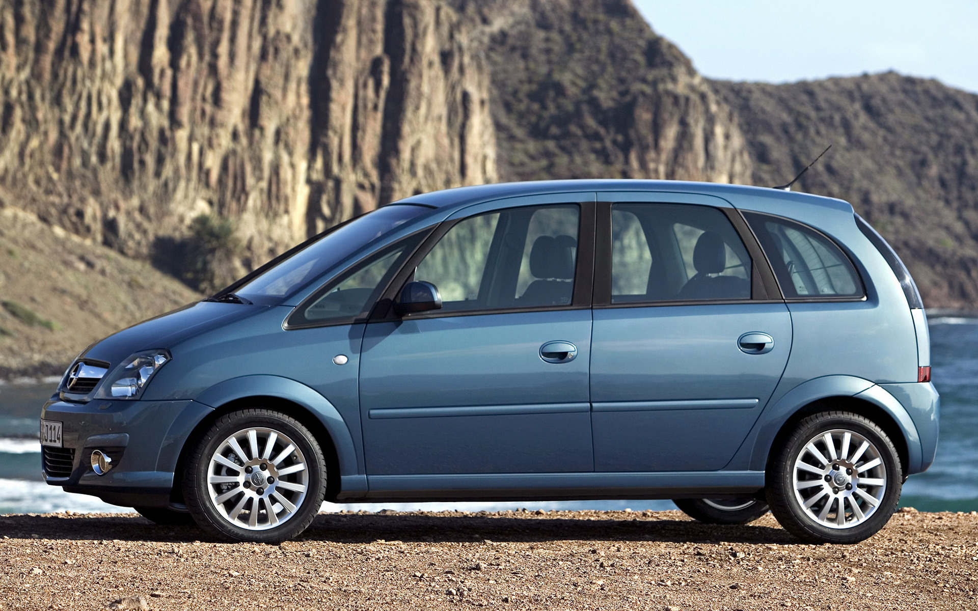 2006 opel meriva photos informations articles. Black Bedroom Furniture Sets. Home Design Ideas