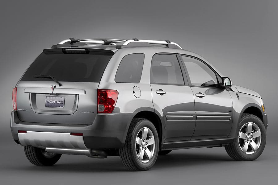 2006 Pontiac Torrent #20