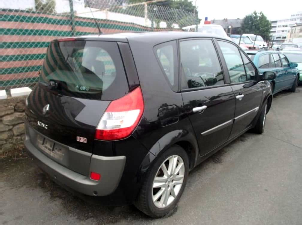 2006 renault grand scenic photos informations articles. Black Bedroom Furniture Sets. Home Design Ideas