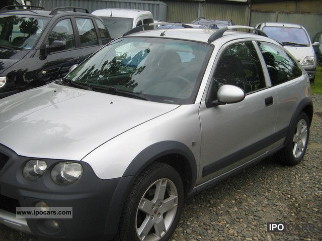 2006 Rover Streetwise #18