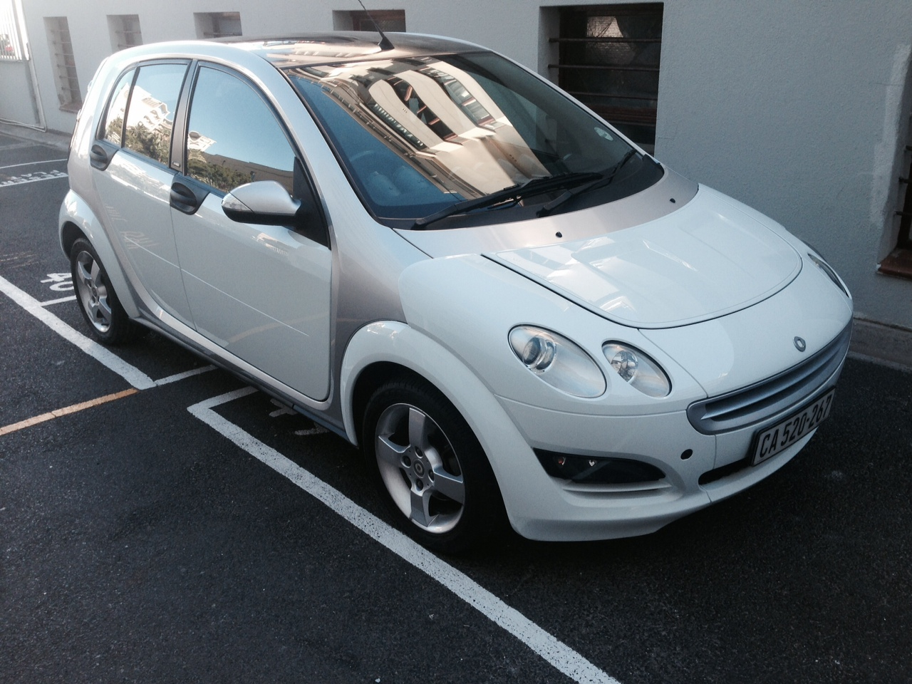 2006 Smart ForFour #22