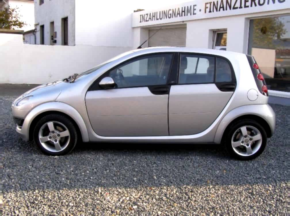 2006 Smart ForFour #21