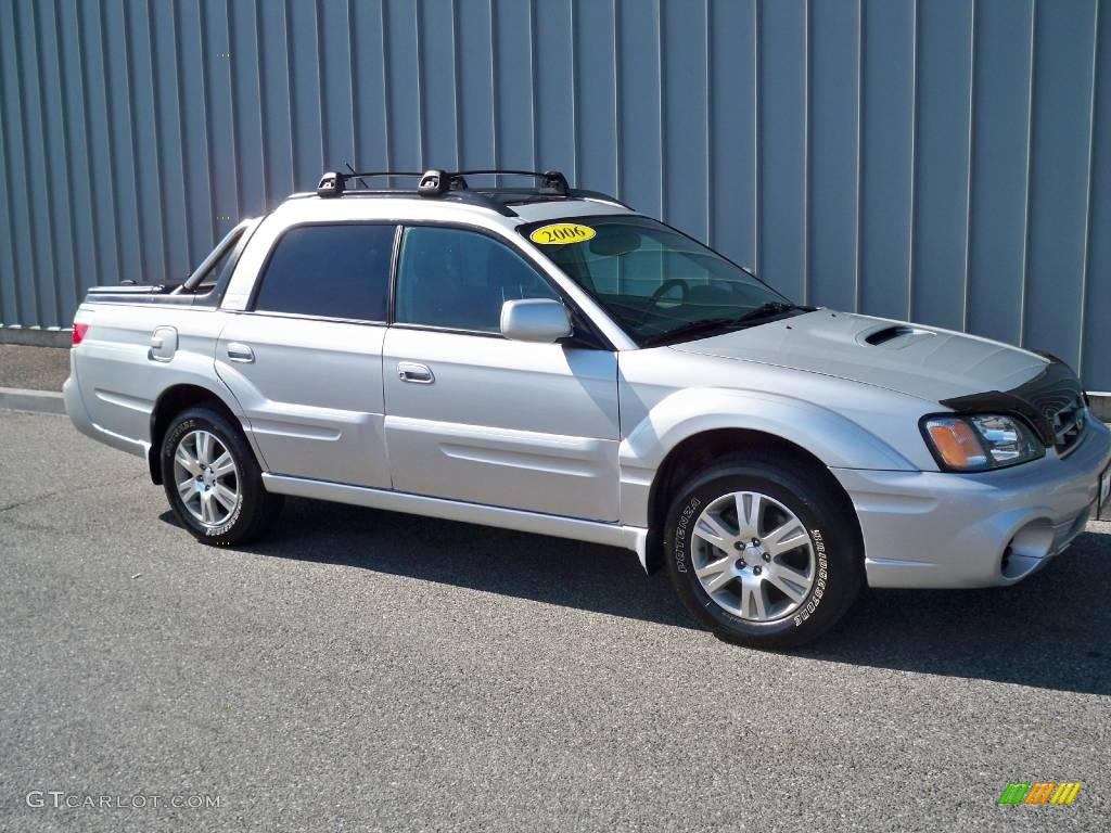 2006 Subaru Baja Photos Informations Articles