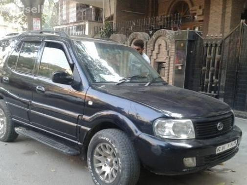 2006 Tata Safari #19