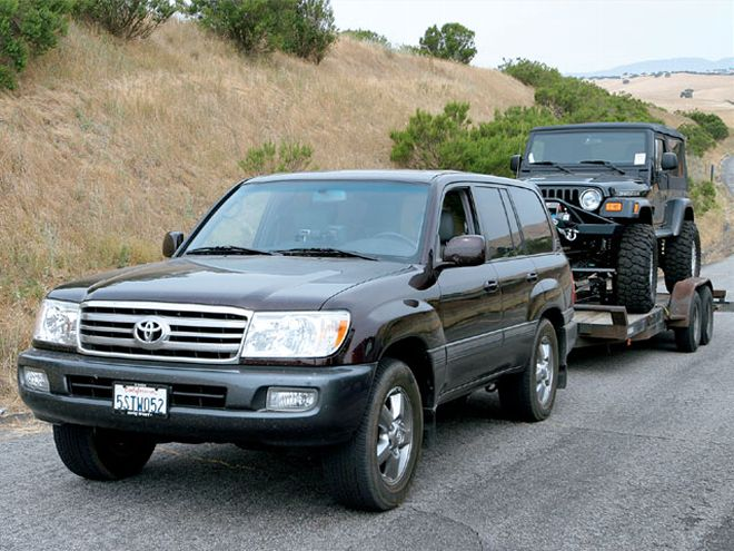 2006 Toyota Land Cruiser #22