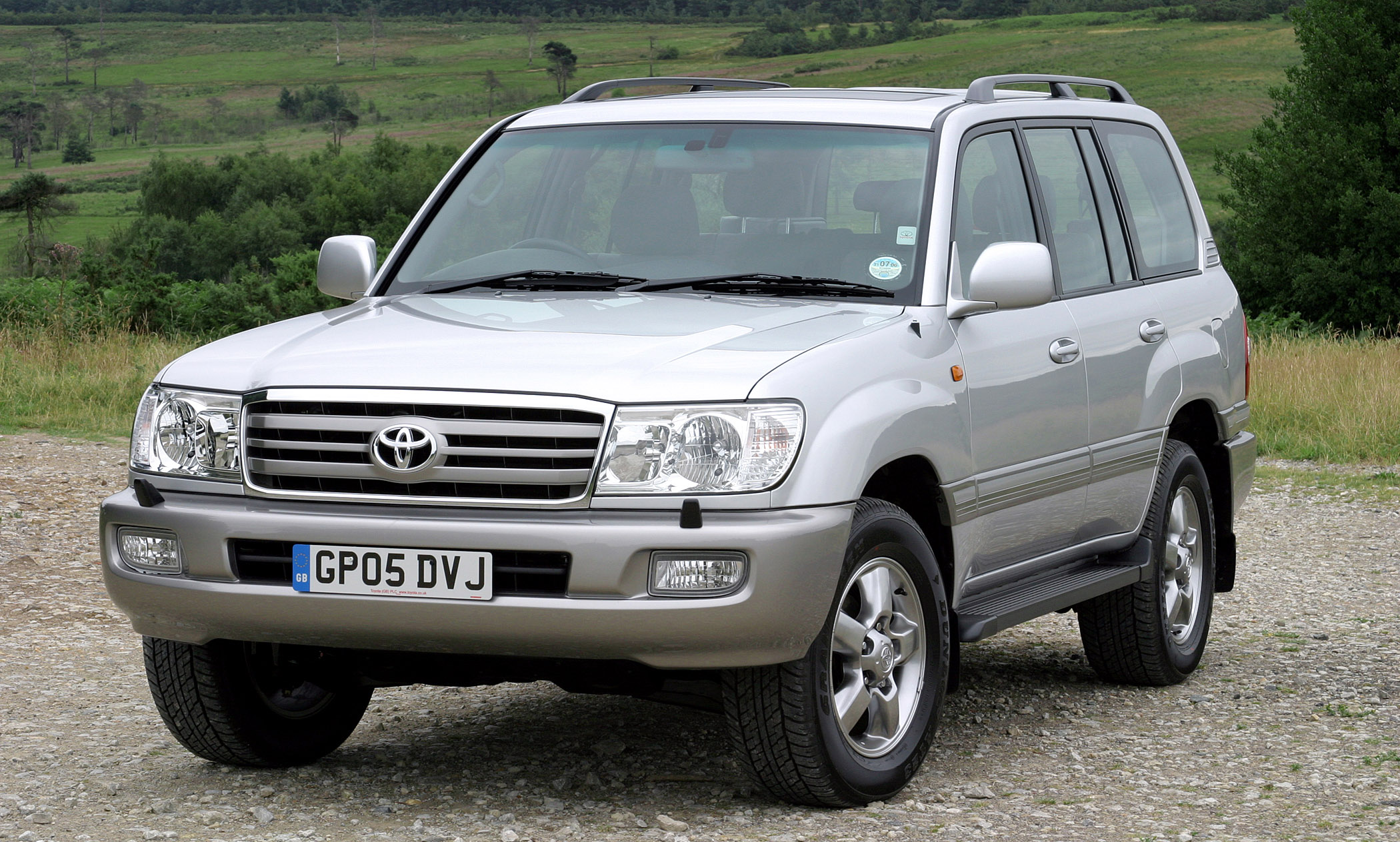 2006 Toyota Land Cruiser #24