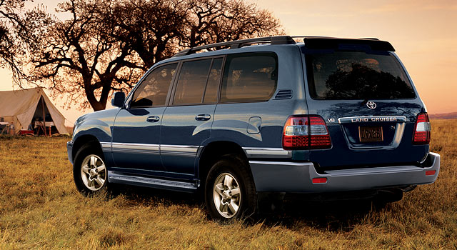 2006 Toyota Land Cruiser #25