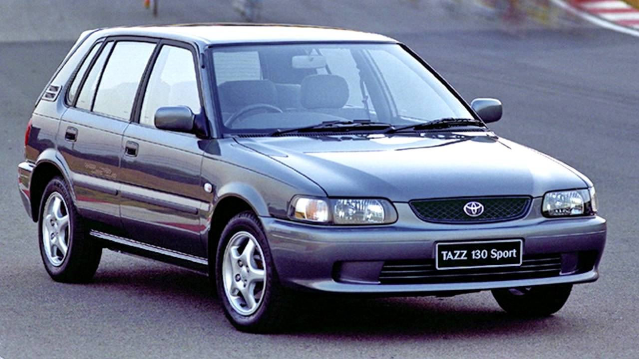 2006 Toyota Tazz Photos Informations Articles