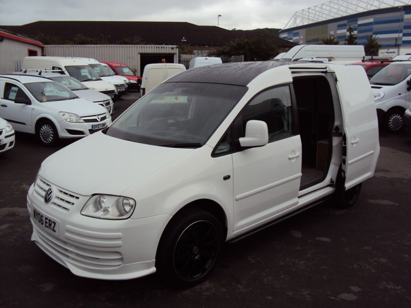 2006 Volkswagen Caddy #16