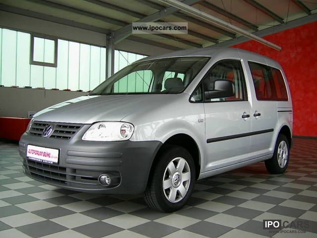 2006 Volkswagen Caddy #17