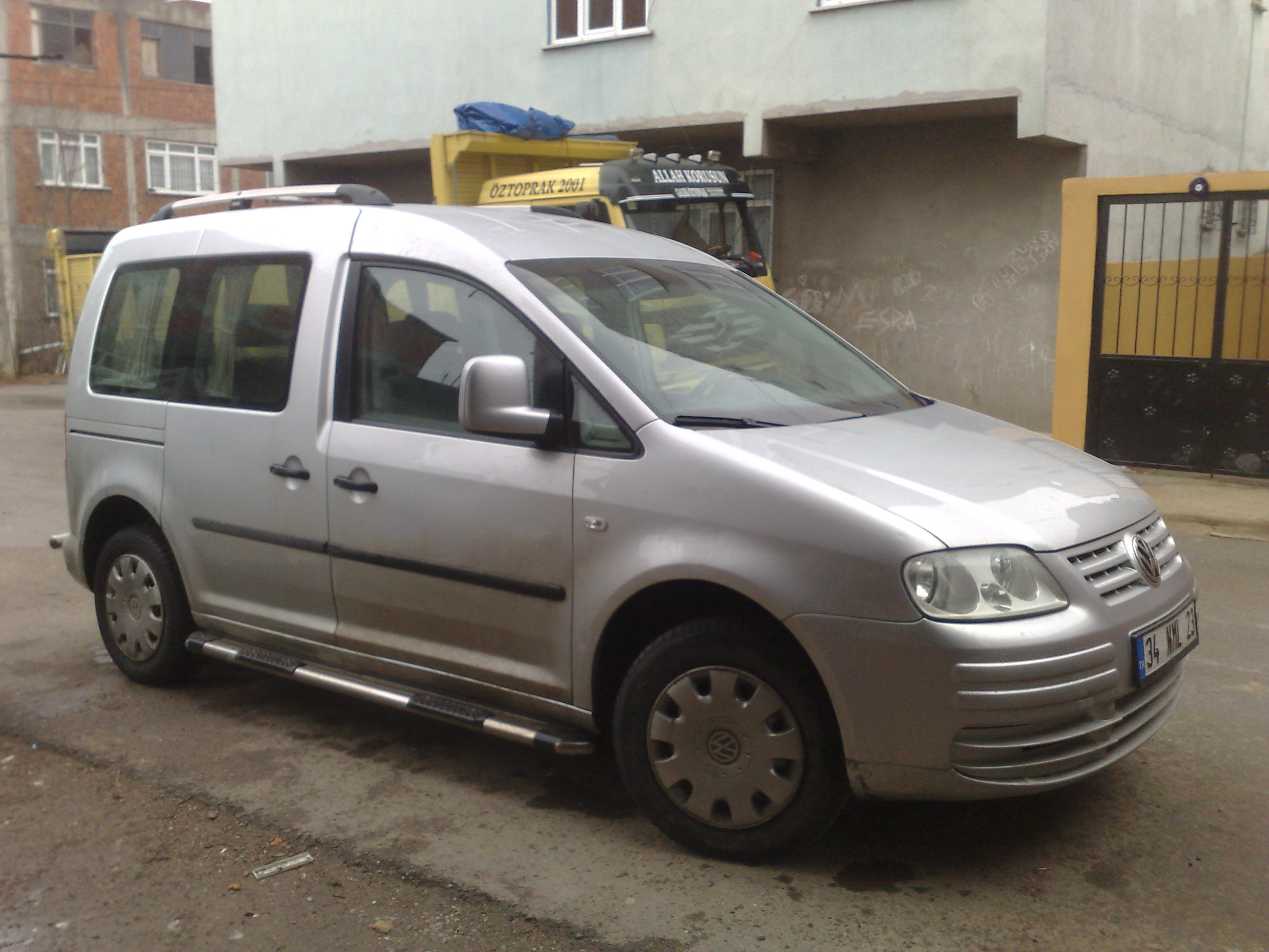 2006 Volkswagen Caddy #15