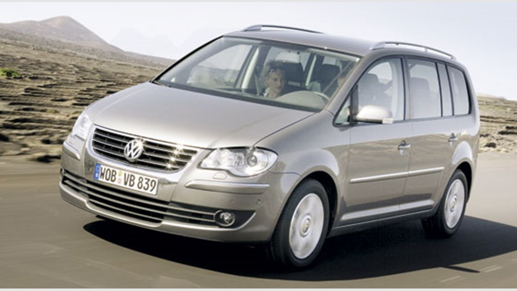 2006 volkswagen touran photos informations articles. Black Bedroom Furniture Sets. Home Design Ideas