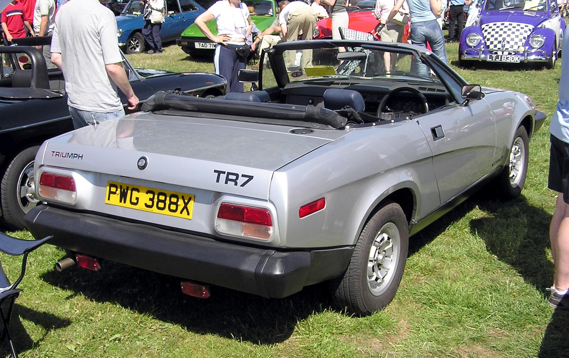 Triumph Tr7 Photos Informations Articles Wiring Diagram 5